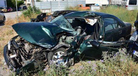 Τροχαίο δυστύχημα με έναν ηλικιωμένο νεκρό στη Δαλαμανάρα Αργολίδας