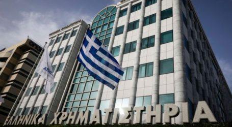Κλείσιμο με ήπια άνοδο στο Χρηματιστήριο Αθηνών
