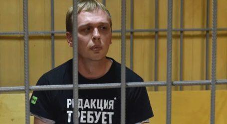 Οι αρχές της Μόσχας ενέκριναν τη διεξαγωγή πορείας συμπαράστασης προς τον δημοσιογράφο Γκολουνόφ