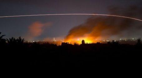 Ισραηλινή επίθεση με πυραύλους στη Συρία