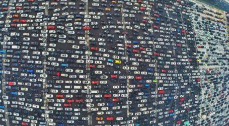 Πτώση κατέγραψαν τον Μάιο οι πωλήσεις οχημάτων
