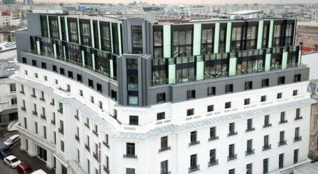 Τρεις επενδυτές διεκδικούν το Hliton Garden Inn στο ιστορικό κέντρο του Βουκουρεστίου