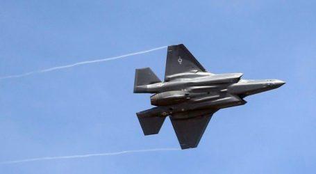 Επίδειξη F-35 πάνω από τον Λευκό Οίκο για τον πρόεδρο της Πολωνίας Αντρέι Ντούντα