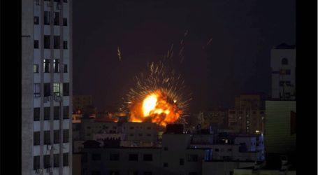 Ισραηλινή αεροπορική επιδρομή ως αντίποινα για εκτόξευση ρουκέτας