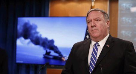 «Η Τεχεράνη ευθύνεται για τις επιθέσεις εναντίον δύο δεξαμενόπλοιων στον Κόλπο του Ομάν»
