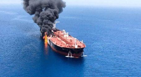 Λόγω νάρκης η έκρηξη στα δεξαμενόπλοια