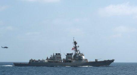 Οι ΗΠΑ στέλνουν το αντιτορπιλικό USS Mason στον Κόλπο του Ομάν