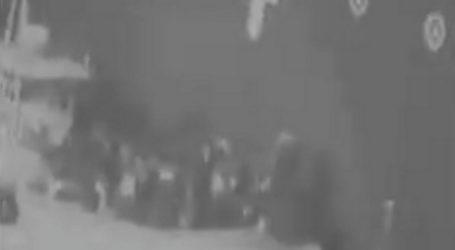 Στη δημοσιότητα βίντεο που δείχνει Ιρανούς στρατιωτικούς να αφαιρούν μαγνητική νάρκη από το δεξαμενόπλοιο