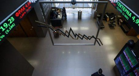 Οριακή πτώση στο Χρηματιστήριο Αθηνών