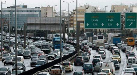 Κυκλοφοριακό κομφούζιο σε όλη την Αθήνα