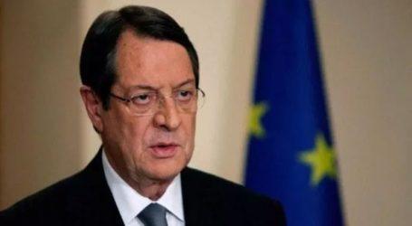 Ευχαριστίες για την στήριξη στην Κυπριακή Δημοκρατία σχετικά με την ΑΟΖ