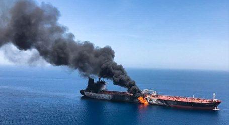 Ταχύπλοα του ιρανικού Πολεμικού Ναυτικού εμποδίζουν τη ρυμούλκηση του δεξαμενοπλοίου Front Altair