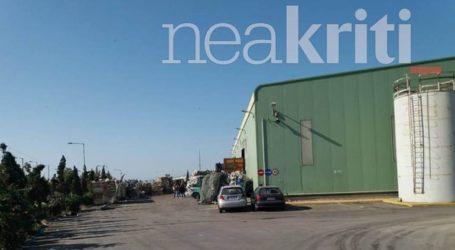 Σοβαρό εργατικό ατύχημα στο εργοστάσιο ανακύκλωσης