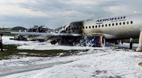Το πόρισμα για τη συντριβή του Sukhoi Superjet 100 της Aeroflot
