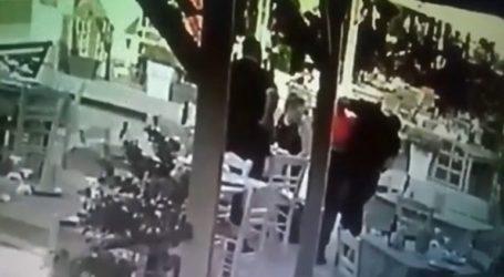 Υπάλληλος ταβέρνας έσωσε πελάτη από βέβαιο πνιγμό