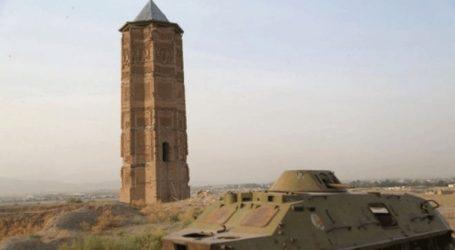 Κατέρρευσε αρχαίος πύργος στην ακρόπολη της Γάζνι