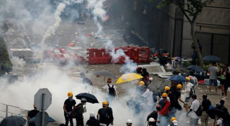 Αναταραχή στο Χονγκ Κονγκ: Συνεχίζονται οι διαδηλώσεις