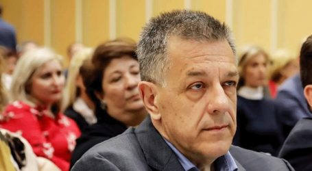 Υποψήφιος με τη ΝΔ στην Α' Θεσσαλονίκης ο Νίκος Ταχιάος