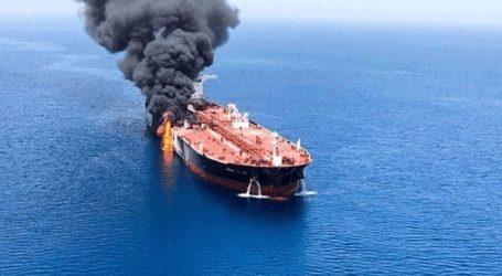 Το ιαπωνικό τάνκερ που χτυπήθηκε κατευθύνεται σε λιμάνι των Ηνωμένων Αραβικών Εμιράτων