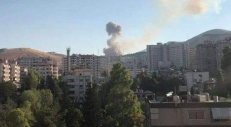 Μεγάλη έκρηξη συγκλόνισε τη Δαμασκό, την πρωτεύουσα της Συρίας