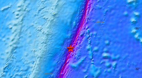 Σεισμική δόνηση 7,2R στις Νήσους Κερμαντέκ