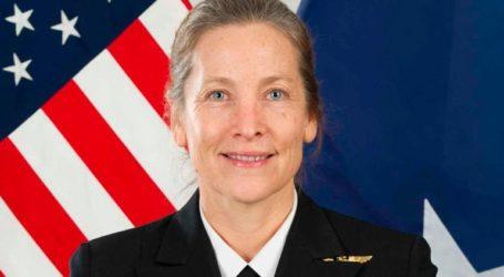 Η πρώτη γυναίκα πρόεδρος της αμερικανικής Ναυτικής Σχολής Πολέμου