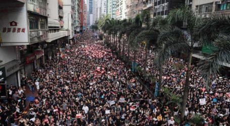 Δύο εκατ. διαδηλωτές κατά του νομοσχεδίου για την έκδοση υπόπτων στην Κίνα