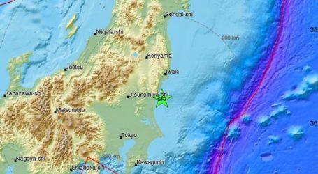 Σεισμική δόνηση 5,6R στην Ιαπωνία