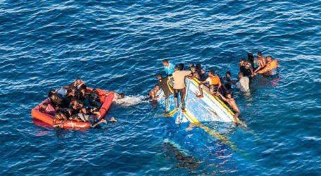 Εννέα αγνοούμενοι μετά τη βύθιση λέμβου που μετέφερε μετανάστες