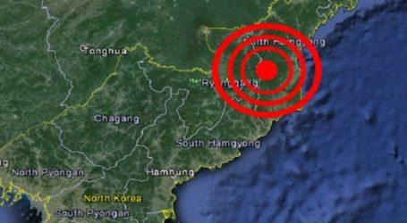 """""""Μικροσεισμός"""" που ενδεχομένως να οφείλεται σε """"έκρηξη"""" στα σύνορα με τη Β. Κορέα"""