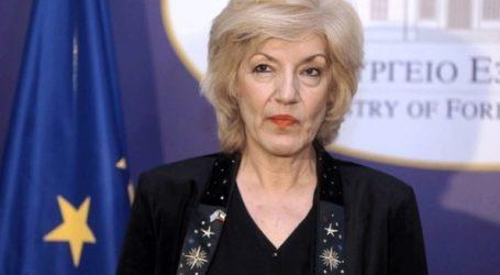 Στο Συμβούλιο Γενικών Υποθέσεων της Ε.Ε. η Σία Αναγνωστοπούλου