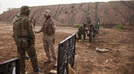 Ρουκέτες έπληξαν βάση στην οποία σταθμεύουν δυνάμεις των ΗΠΑ