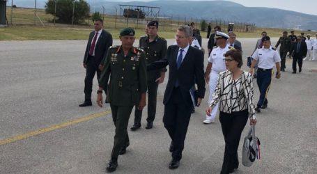 """""""Σταματήστε τις προκλητικές ενέργειες στην Κύπρο"""""""
