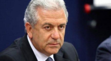 Ο Δ. Αβραμόπουλος στο Βουκουρέστι για την Υπουργική Σύνοδο Εσωτερικών Υποθέσεων και Δικαιοσύνης Ε.Ε.