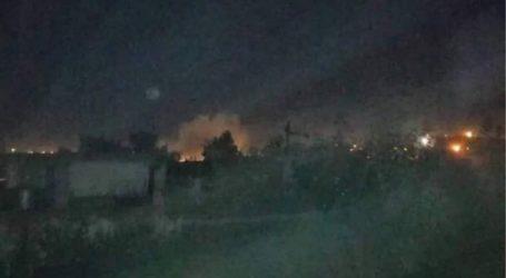 Ρουκέτες έπεσαν κοντά σε στρατιωτική βάση στη Μοσούλη, στην οποία σταθμεύουν αμερικανικές δυνάμεις