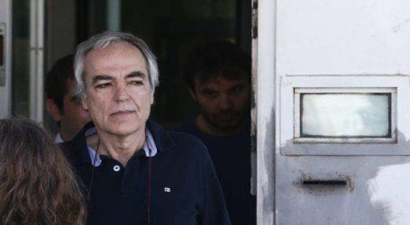 Η Εισαγγελία Βόλου απορρίπτει το αίτημα για χορήγηση άδειας στον Δημήτρη Κουφοντίνα