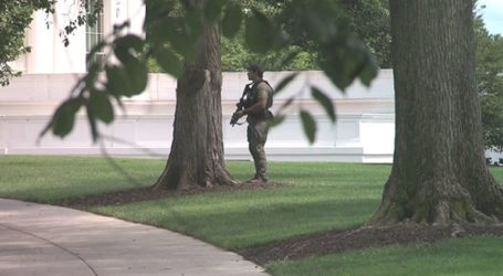Συναγερμός στον Λευκό Οίκο λόγω ύποπτου αντικειμένου