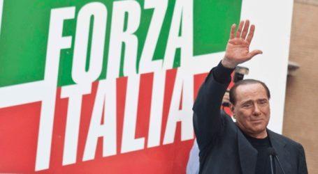 Αλλαγή σελίδας για το κόμμα του Σίλβιο Μπερλουσκόνι
