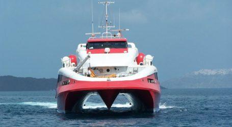 Μηχανική βλάβη στο «Supercat» με 127 επιβάτες