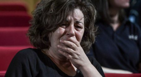 Κατέρρευσε η Μάγδα Φύσσα όταν είδε τον δολοφόνο του γιου της