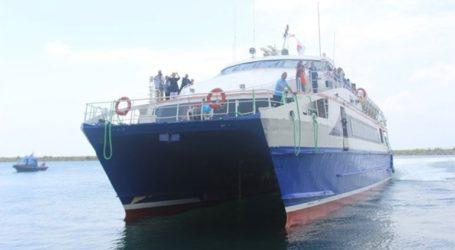 Το πρώτο θαλάσσιο λεωφορείο που ενώνει Βουλγαρία και Τουρκία