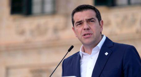 Στην προπαρασκευαστική Σύνοδο του Ευρωπαϊκού Σοσιαλιστικού Κόμματος ο Αλ. Τσίπρας