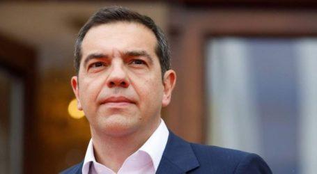 Συναντήσεις Τσίπρα με Μογκερίνι και Αναστασιάδη για τις παράνομες δραστηριότητες της Τουρκίας στην Κυπριακή ΑΟΖ