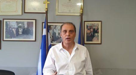Βελόπουλος: «Να επανέλθει το Ενιαίο Αμυντικό Δόγμα Ελλάδας-Κύπρου