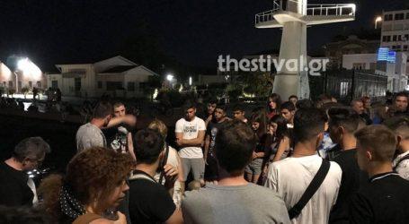 Θεσσαλονίκη: Γυναίκα έπεσε στον Θερμαϊκό