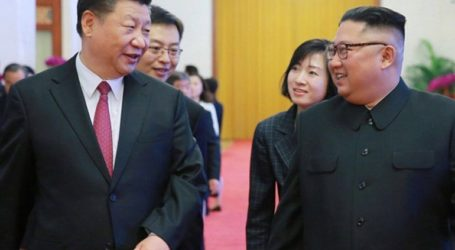 «Θριαμβευτική» επίσκεψη του Κινέζου προέδρου στη Βόρεια Κορέα