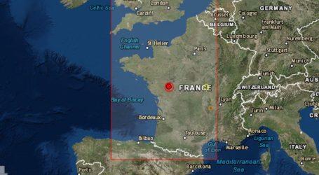 Σεισμός 5,1 Ρίχτερ στην κεντρική Γαλλία