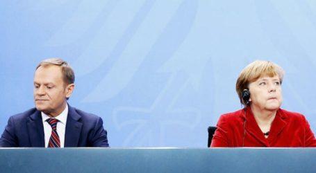 Μέρκελ και Τουσκ εξέφρασαν ανησυχία για την κλιμάκωση της έντασης μεταξύ ΗΠΑ και Ιράν