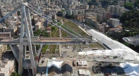 Στις 28 Ιουνίου ολοκληρώνεται η κατεδάφιση της γέφυρας Μοράντι