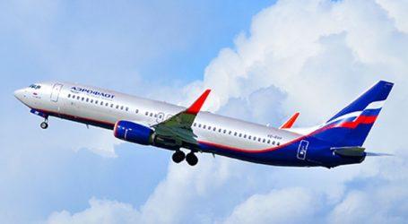Η Aeroflot δεν θα πετάει προς την Γεωργία από την 8η Ιουλίου
